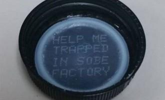 L'inquietant missatge en una ampolla que revoluciona les xarxes socials
