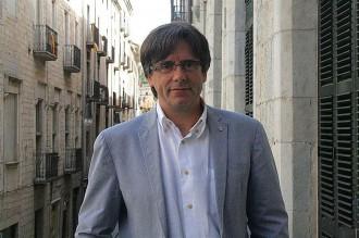 Vés a: Puigdemont veuria «insòlit» prescindir de Mas en «la final» del 27-S