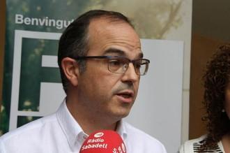Vés a: Jordi Turull celebra el «viratge cap a la unitat» de Junqueras