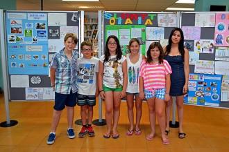 El Consell dels Infants de Súria tanca el curs amb una exposició