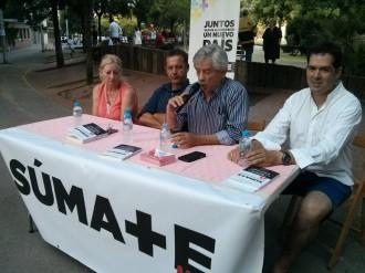 Eduardo Reyes diu a Sant Celoni que al final els polítics s'entendran