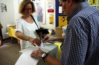 L'ANC aprova amb un 96% dels vots una llista transversal per al 27-S