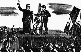 Un alforjenc, el darrer executat amb el garrot vil fa més de cent anys a Reus