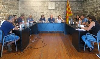Xavier Codina reparteix les carteres del govern de Santpedor