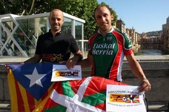 Vés a: Pedalar de Portbou a Hendaia per la independència de Catalunya i el País Basc
