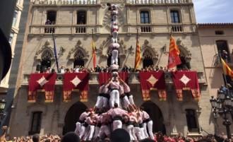Reviu el minut a minut de la diada de la Festa Major de Terrassa
