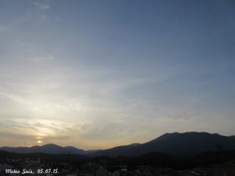 Sant Celoni torna a superar la temperatura màxima amb 39,2 graus