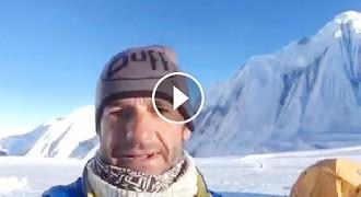 Ferran Latorre prepara l'assalt al cim del Gasherbrum, l'11è més alt del món