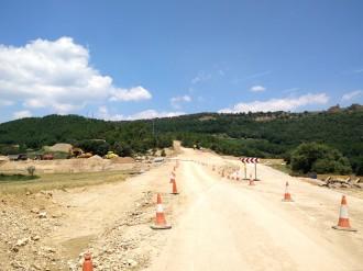 La Diputació inicia les obres de millora de la carretera d'accés al Port del Comte