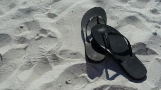 L'ús habitual de les xancletes, un perill per als peus