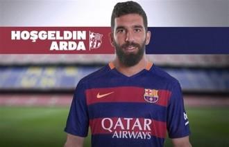 El Barça fitxa Arda Turan per 34 milions d'euros