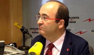 Vés a: Miquel Iceta: «Els independentistes han abandonat el dret a decidir»