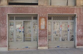 Els locals buits per la pujada de preu del lloguer començen a omplir-se