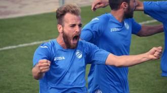 Sergi Moreno, convocat de nou amb la selecció catalana UEFA