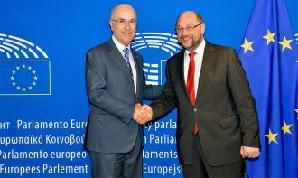 Duran i Espadaler presenten la «nova» Unió a Estrasburg