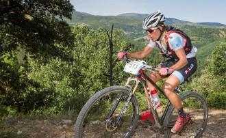 Clàudia Galicia, campiona estatal d'ultramarató amb BTT