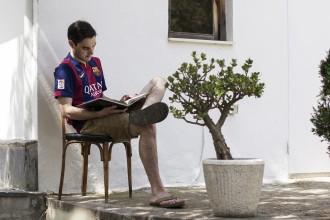Andrew Schwartz, un jove nord-americà enamorat de Catalunya