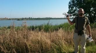 Vés a: Impulsen un nou servei de drons per fer recerca en ecologia