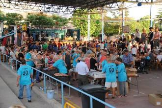 Èxit de participació als actes dels 50 anys del barri del Xup