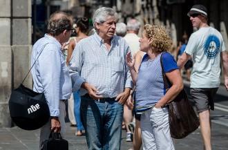 Vés a: Dos diputats confirmen que Puigdemont els va advertir de les amenaces de l'Estat