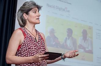Karma Peiró, nova directora de Nació Digital