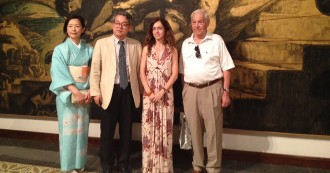 Vic estreny lligams amb Xina, Japó i Índia