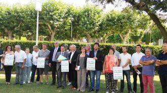 La nova consellera de Governació anima el Lluçanès a participar al 26-J