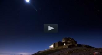 Gaudeix de La Mola a ritme de 'time lapse'