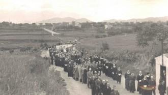 Les pregàries per demanar pluja a Terrassa s'han repetit històricament