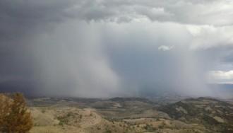 Protecció Civil  alerta per pluges intenses a partir d'aquest vespre a l'oest de Catalunya
