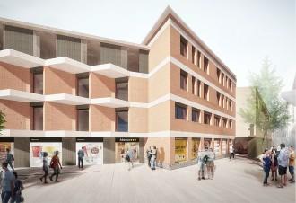 Mango i Abacus esperen obrir les noves botigues d'Olot entre març i abril
