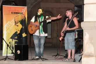 Concert d'Antonio el Remendao al Bar Casal