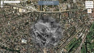 El mapa que mostra com ha canviat Catalunya els darrers 70 anys