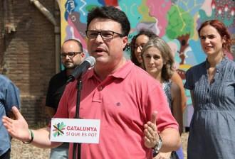 Nuet confia que Catalunya Sí que es Pot es mantingui després del 27-S
