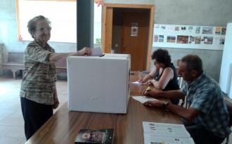 Vés a: Santa Maria de Merlès es queda al Berguedà amb un 78% dels vots
