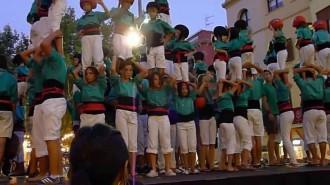 Els més petits dels Verds comencen a assajar per Festa Major