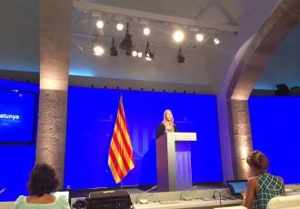 Vés a: El Govern veu «incomprensible i inadmissible» la multa al Barça per la xiulada