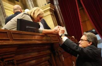 Vés a: De Gispert titlla Espadaler de «fals» per criticar ara la proposta sobiranista de Mas