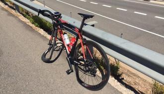 Vés a: Detingut l'home que va intentar atropellar un ciclista a la C-14 a Reus