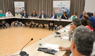 Joan Reñé demana al món local la màxima implicació pel 27-S