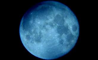 El juliol s'acomiada amb una «lluna blava»
