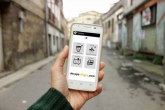Saps per què serveix l'App «Tigatrapp»?