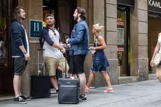 Vés a: El Pla d'usos que facilita més hotels  a Ciutat Vella, pendent del Tribunal Superior de Justícia