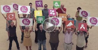Vés a: VÍDEO Oleguer Presas, Raül Romeva, Antonio Baños, Lluís Llach i Empar Moliner, fan una crida a «decidir»