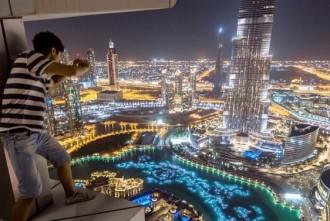La visió més vertiginosa del món, el projecte de dos joves fotògrafs