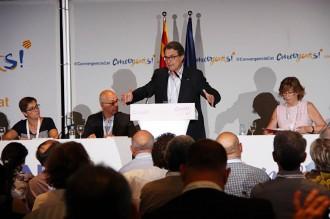 Artur Mas recalca que el 27-S serà «inatacable legalment» però defensa que políticament serà «un plebiscit»