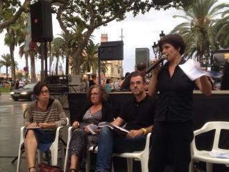 Ciutat Vella presenta queixes sobre el districte a la regidora Gala Pin
