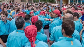 Els Xiquets i la Colla Vella, a la Festa Major de Vila-seca