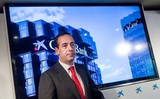 Vés a: Caixabank presenta un benefici de 708 milions d'euros