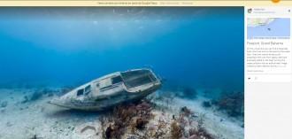 Flipareu molt amb les vistes submarines del nou Google view!
